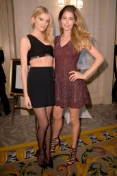 Doutzen Kroes, Gigi Hadid, Lily Donaldson and Carine Roitfeld – Tasting Night With Galaxy - Fashion Week in Paris