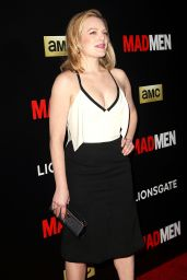 Elisabeth Moss – 'Mad Men' Special Screening in New York City