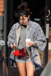 Eliza Doolittle Street Style - out in Primrose Hill in London - March 2015