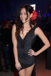 Eliza Doolittle Style - Roundhouse Gala in London, March 2015