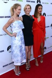 Elizabeth Banks - Resident Advisors Premiere in Los Angeles