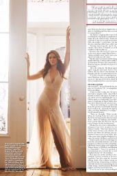 Elizabeth Hurley - Hello Magazine (UK) March 2015 Issue