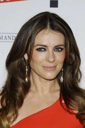 Elizabeth Hurley – The Royals TV Series Premiere in London