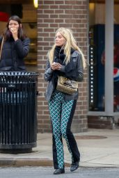 Elsa Hosk - Out in New York City, March 2015