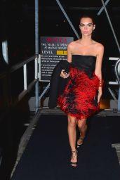 Emily Ratajkowski at Karl Lagerfeld
