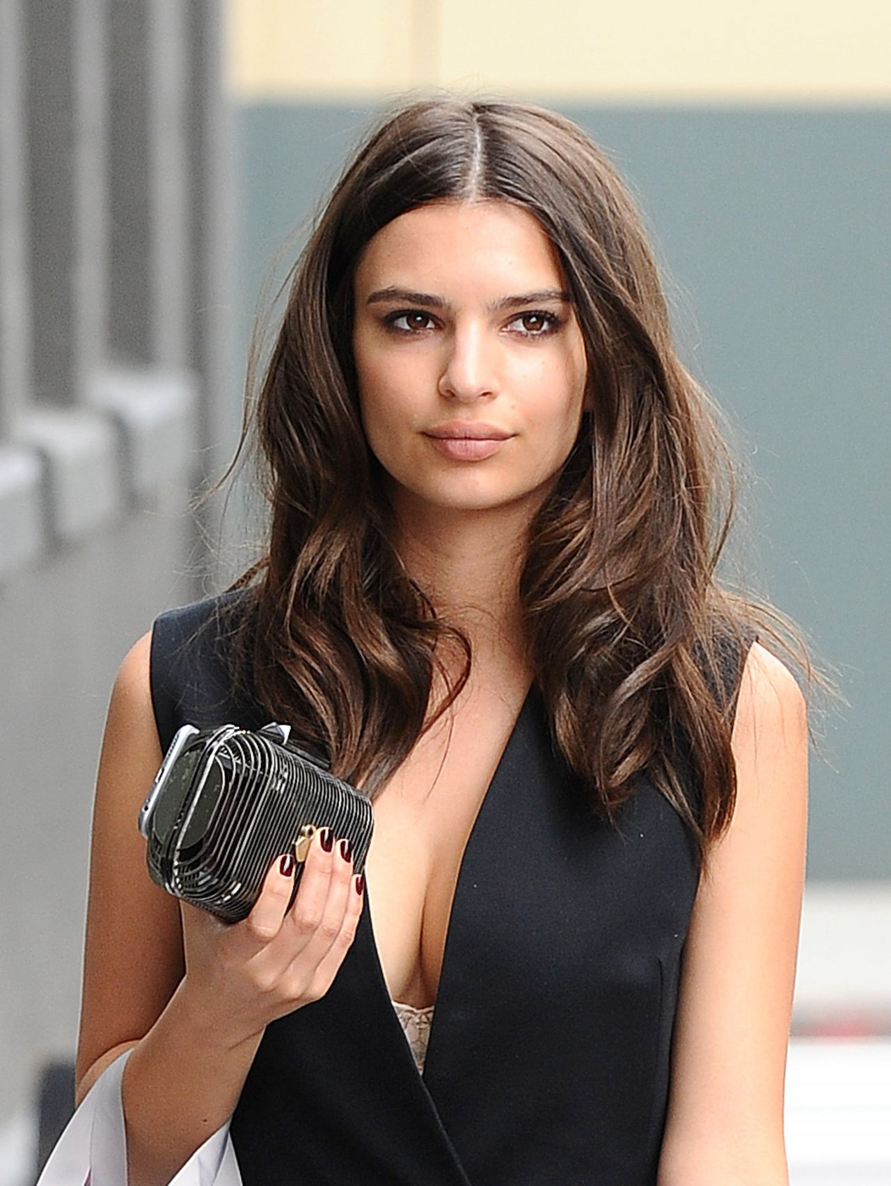 Emily Ratajkowski – Out in Los Angeles, March 2015