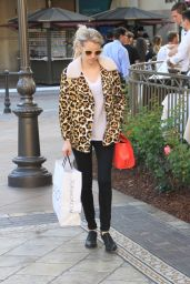 Emma Roberts - The Grove in West Hollywood, March 2015