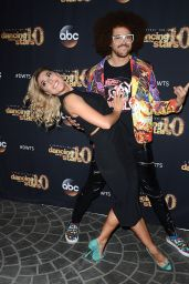 Emma Slater - Dancing With The Stars Cast Party at Hyde Lounge in Los Angeles