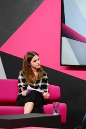 Emma Watson - HeForShe Facebook Q&A in London, March 2015