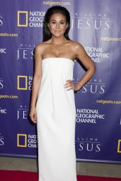 Emmanuelle Chriqui - Premiere Of National Geographic Channel