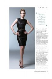 Evan Rachel Wood - VIVA Magazine (Middle East) March 2015 Issue