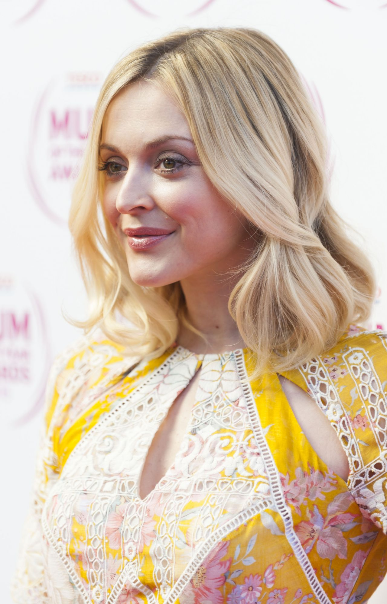 Fearne Cotton 2015 Tesco Mum Of The Year Awards In London