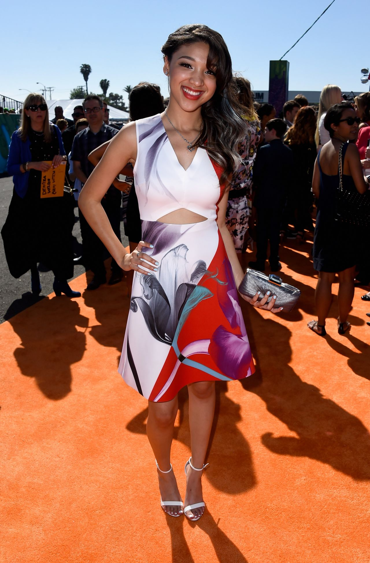 Gabrielle Elyse – 2015 Nickelodeon Kids Choice Awards in ...