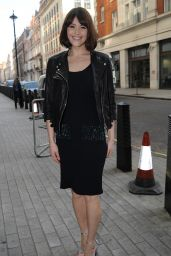 Gemma Arterton - at BBC Radio 1 Studios in London, March 2015