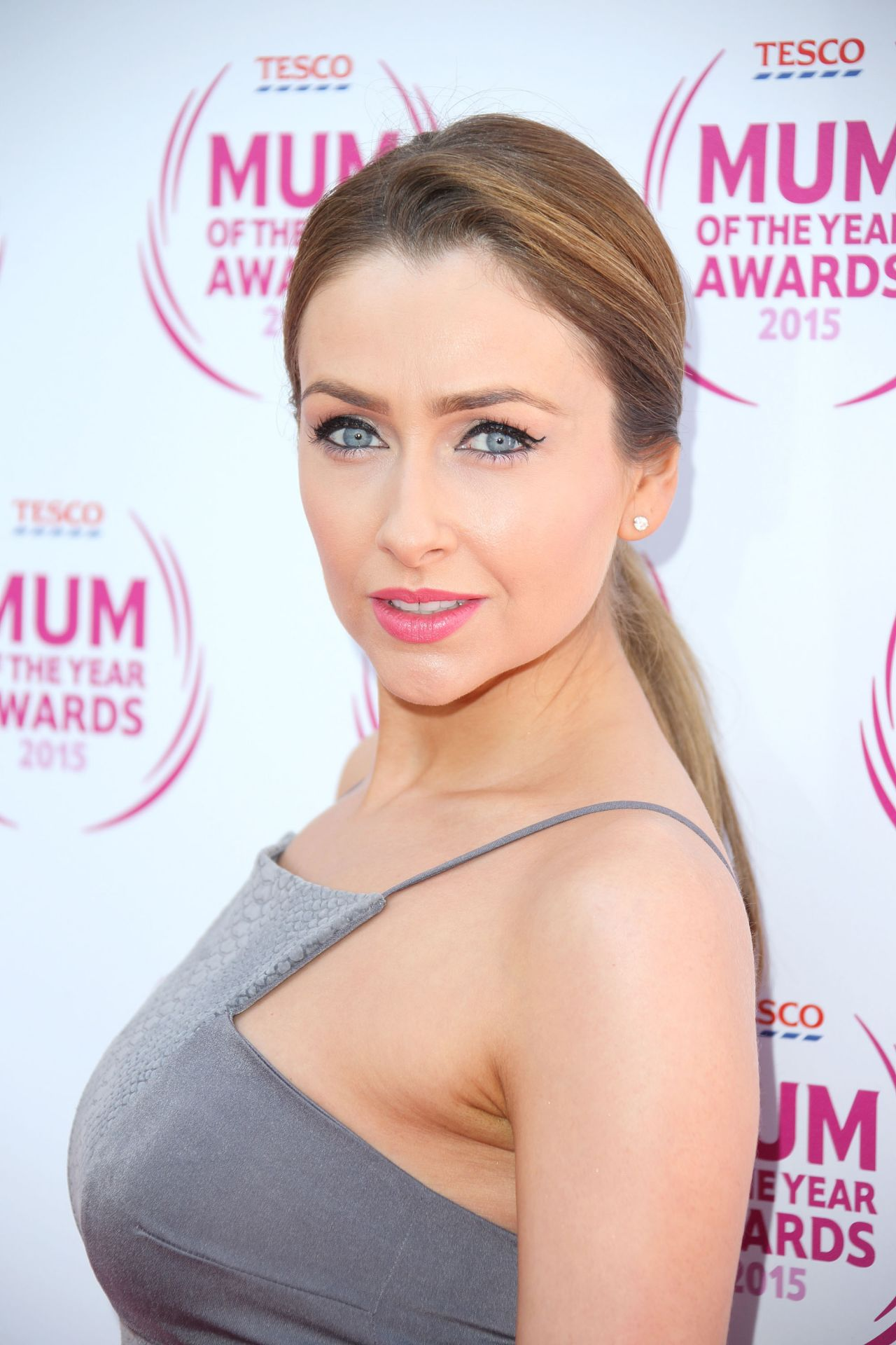 Gemma Merna - 2015 Tesco Mum Of The Year Awards in London
