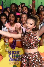 Genevieve Hannelius – 2015 Nickelodeon Kids Choice Awards in Inglewood
