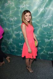 Genevieve Hannelius – Ted Baker London Spring Summer 15 Collection Launch in Beverly Hills