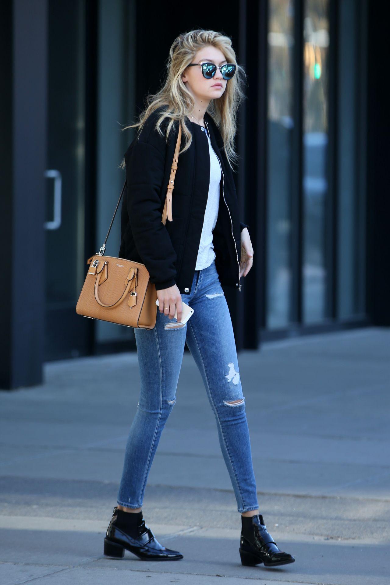 Street style celebrities this week