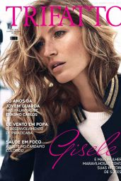 Gisele Bundchen - Trifatto Magazine (Brazil) February/March 2015 Issue