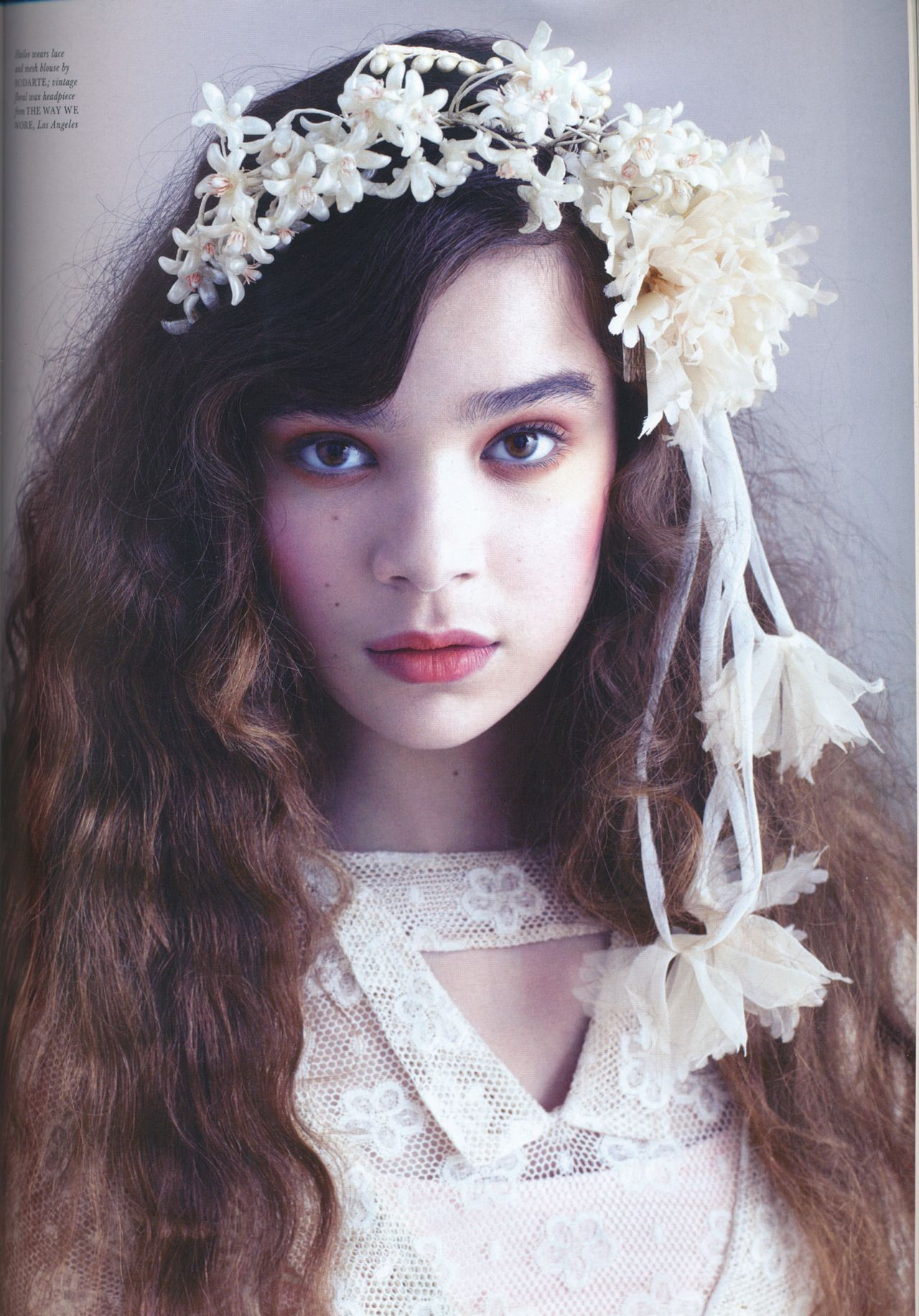 Hailee Steinfeld - Love Magazine Issue 6