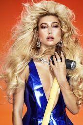 Hailey Baldwin - Wonderland Magazine February/March 2015 Cover and Photos