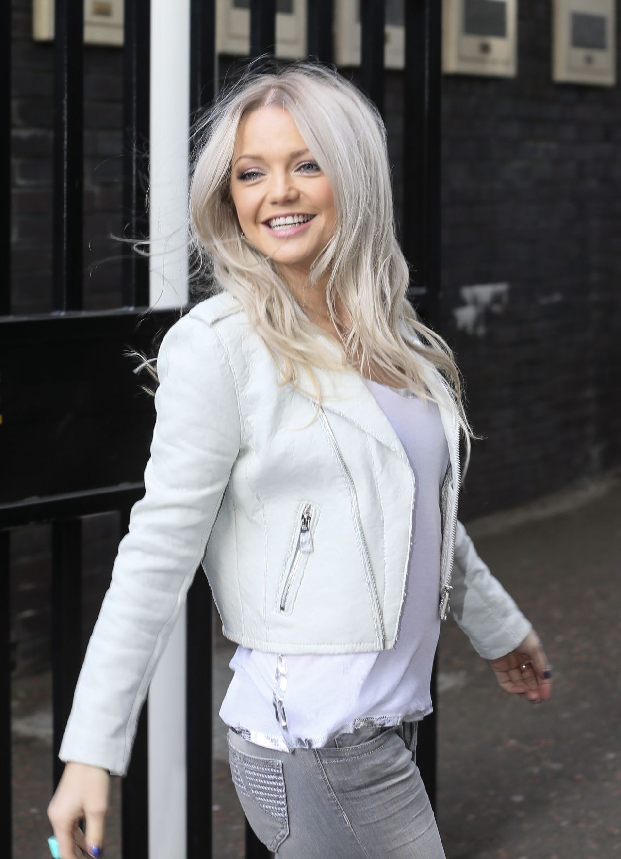 Hannah Spearritt Latest Photos - CelebMafia