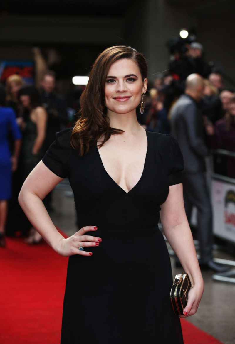 Hayley Atwell - Jameson Empire Awards 2015 In London-8525