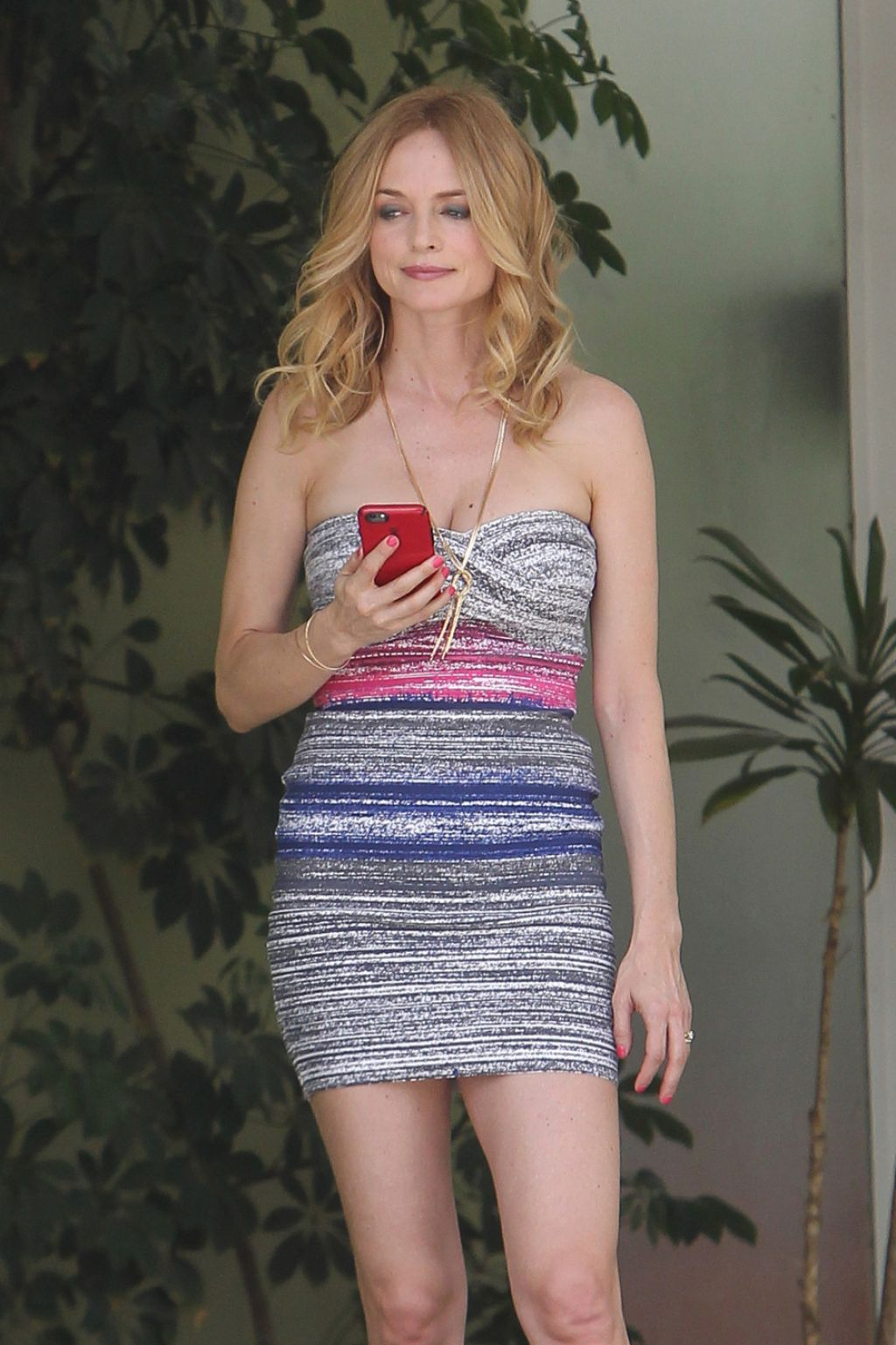 Heather Graham -