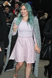 Hilary Duff - Good Morning America in New York City, March 2015