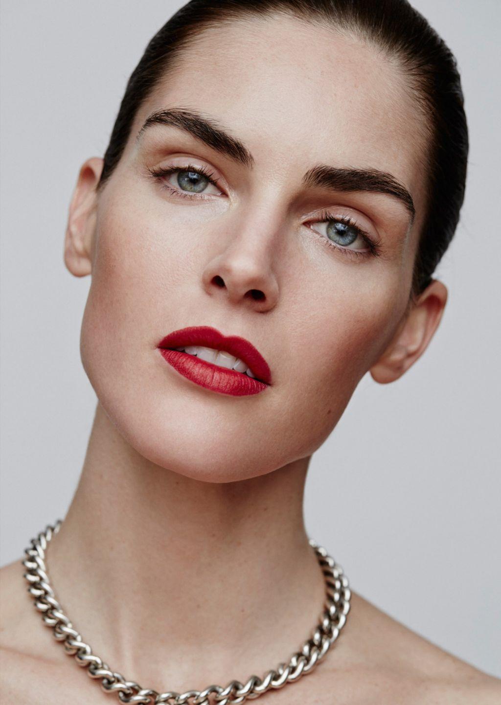 Hilary Rhoda Photoshoot For Vamp Magazine 3 2015