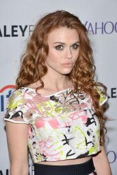 Holland Roden - The Paley Center Teen Wolf Event for Paleyfest in Hollywood