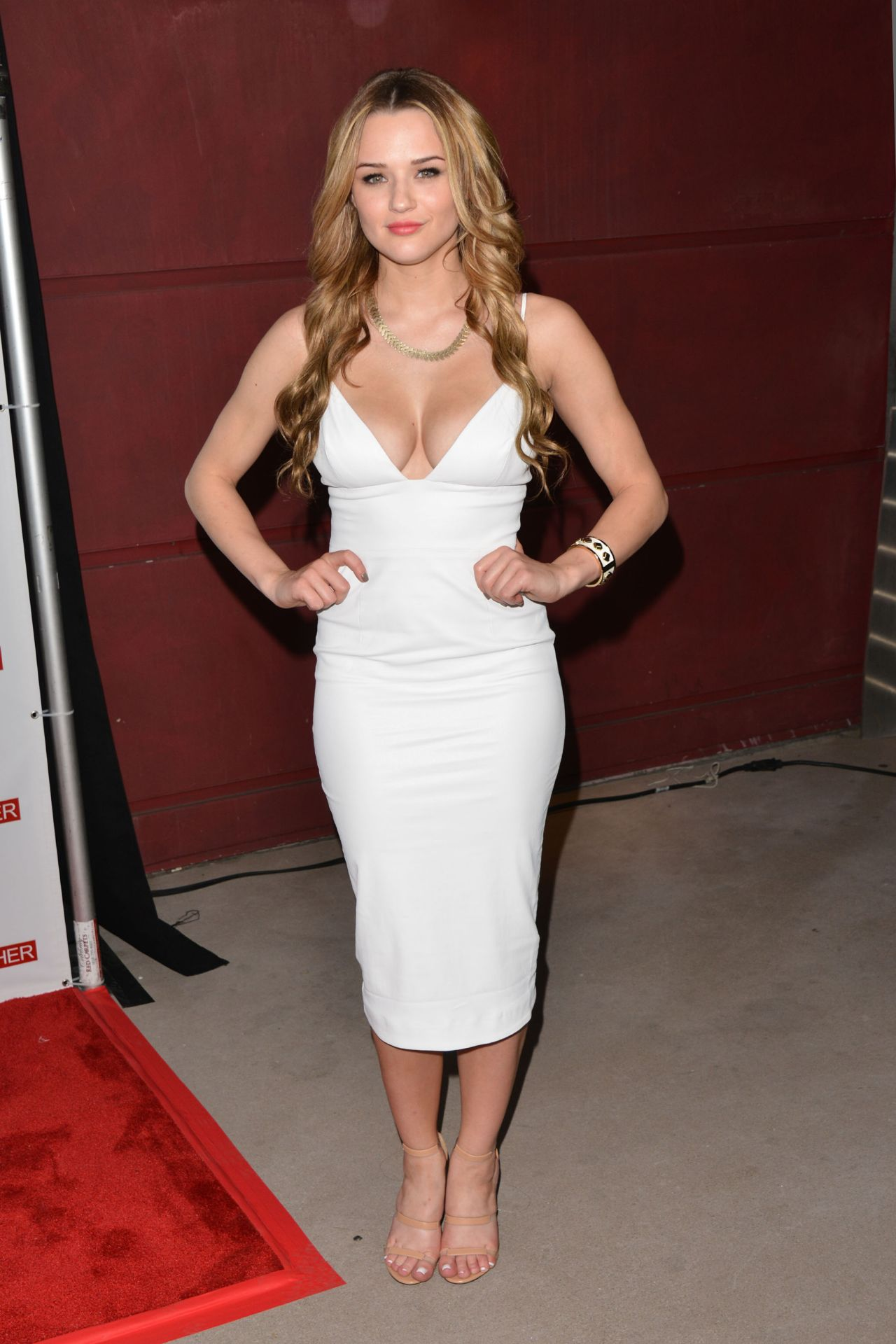 Hunter King - A Girl Like Her Premiere In Hollywood-8183