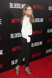 Jacinda Barrett - Netflix Original Series 'Bloodline' Premiere in NYC