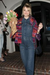 Jaime King - Out in West Hollywood, March 2015