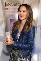 Jamie Chung at Jergens #BBIntheKnow Event in New York City, March 2015