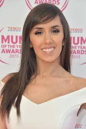 Janette Manrara - 2015 Tesco Mum Of The Year Awards in London