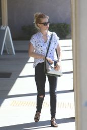 January Jones - Out in Santa Monica, March 2015