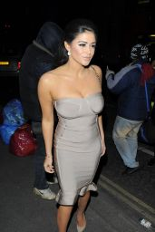 Jasmin Walia, Casey Batchelor and Vicky Pattison - The Sun: Bizarre Party in London, March 2015