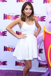 Jennessa Rose - 'HOME' Premiere in Westwood