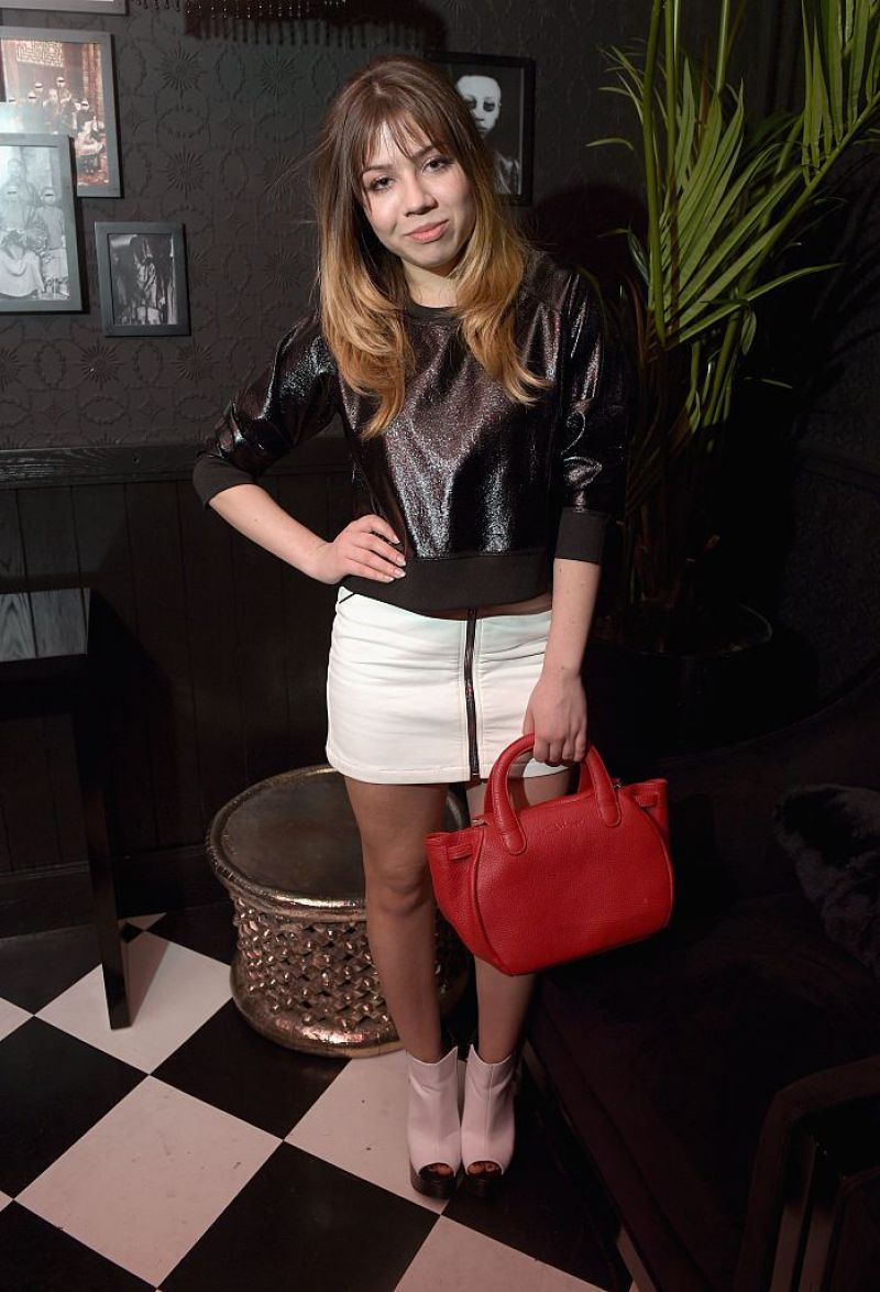 Jennette Mccurdy Nylon Magazine Spring 2015 Issue