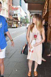 Jennette McCurdy - Out in Sydney, March 2015