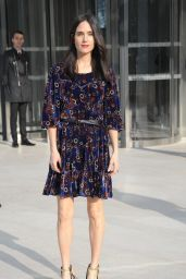 Jennifer Connelly – Louis Vuitton Fashion Show in Paris, March 2015