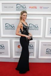 Jennifer Hawkins – 2015 ASTRA Awards in Sydney