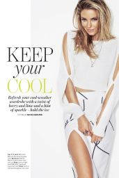 Jennifer Hawkins - Cosmopolitan Magazine (Australia) April 2015 Issue