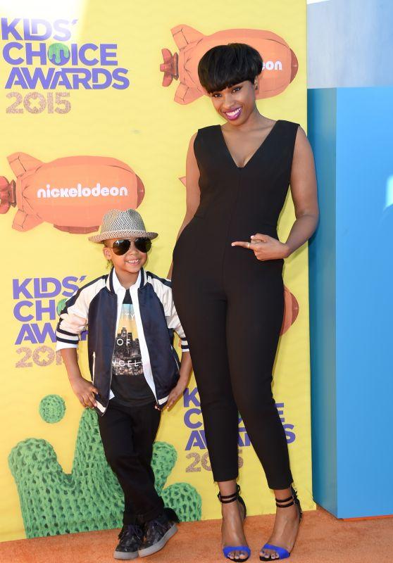 Jennifer Hudson – 2015 Nickelodeon Kids Choice Awards in Inglewood