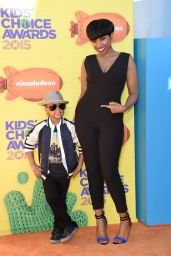 Jennifer Hudson – 2015 Nickelodeon Kids Choice Awards in Inglewood