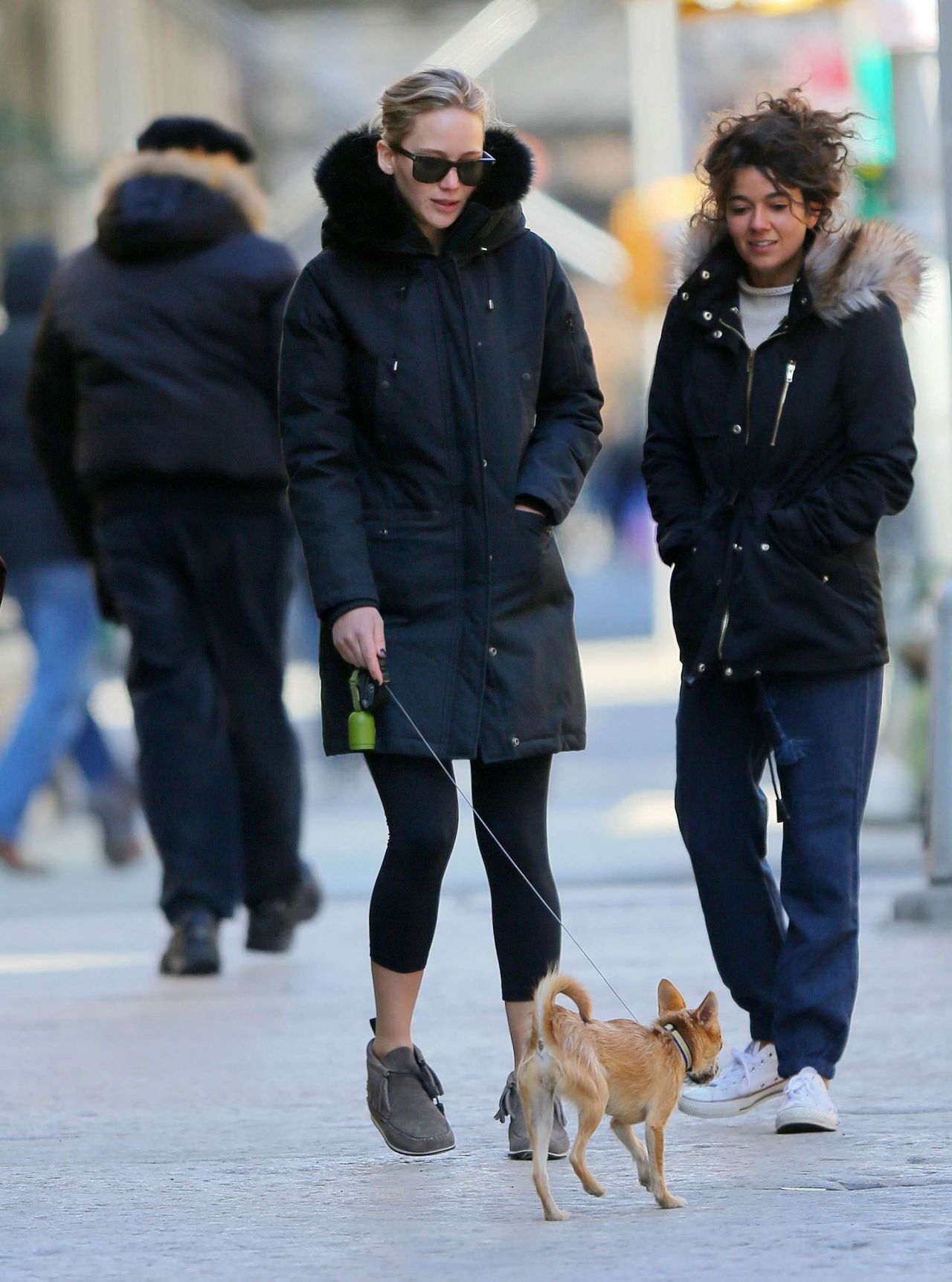 Jennifer Lawrence - Out in New York City, March 2015