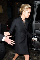 Jennifer Lawrence Style - Out in New York City, March 2015