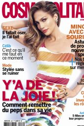 Jennifer Lopez - Cosmopolitan Magazine (France) April 2015 Issue