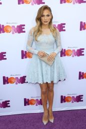 Jennifer Lopez – 'HOME' Premiere in Westwood